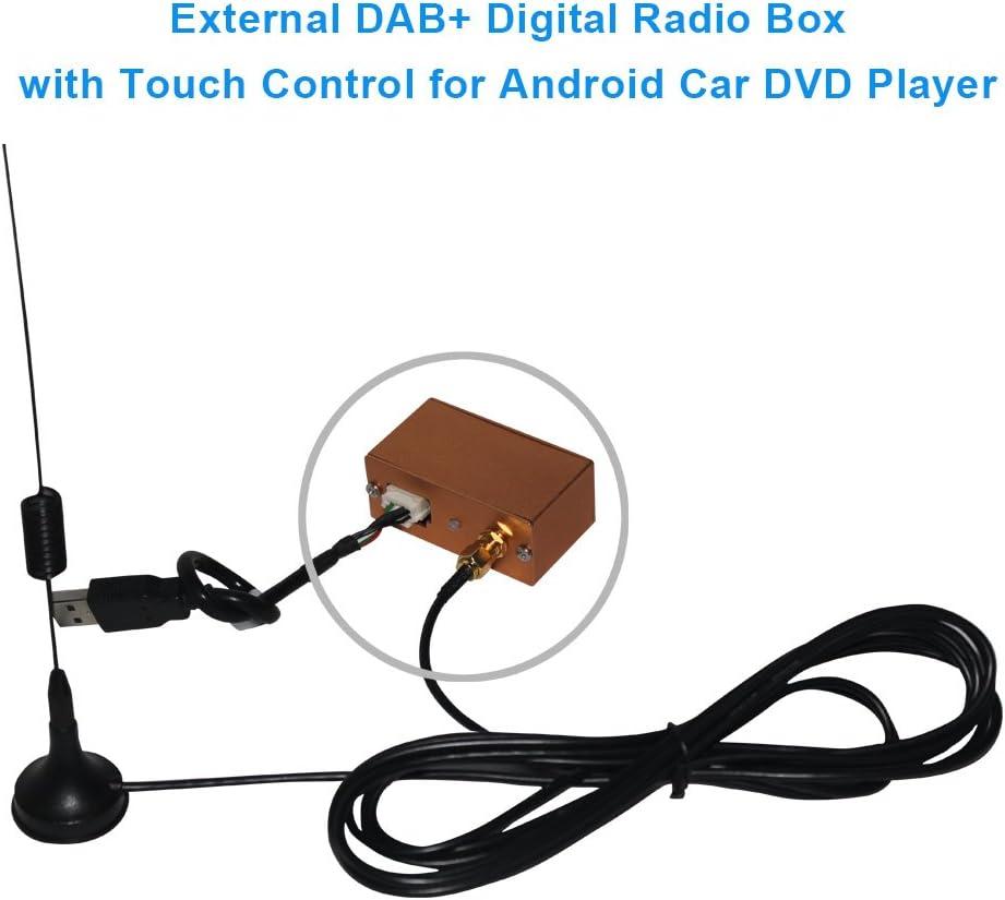 Externer Dab Digital Radio Receiver Mit Elektronik