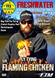 Tying the Flaming Chicken - In The Spread Fly Fishing