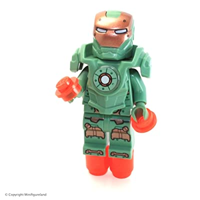 Lego 76048 Scuba Iron Man Minifigure Loose 2016 New Super Heroes: Toys & Games