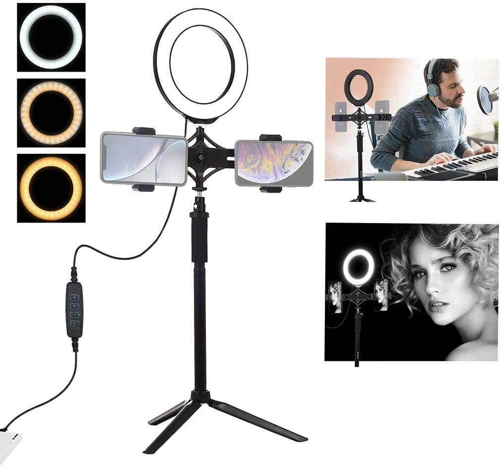 Amazon Coupon Code for Ring Light with Stand Tripod