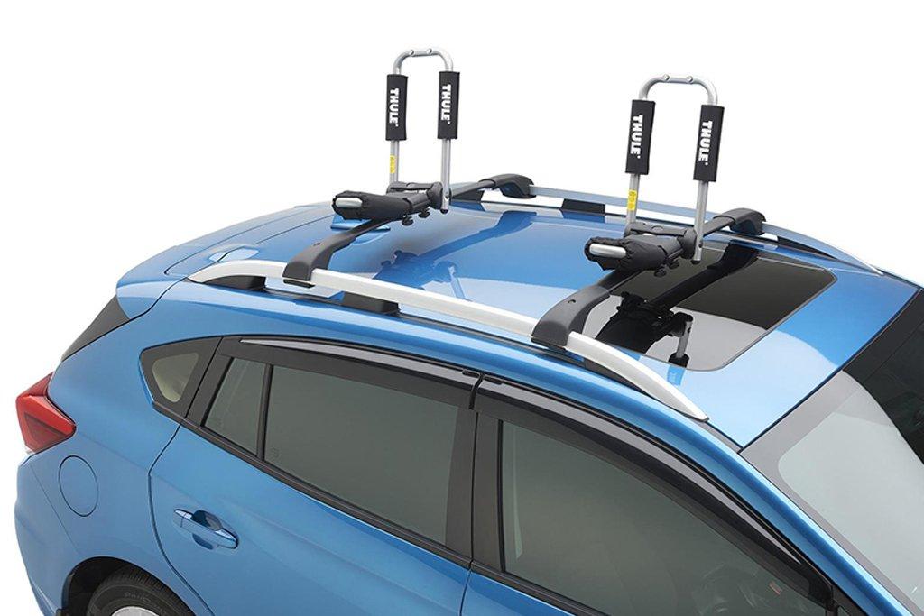 Thule Kayak Rack >> Subaru Soa567k010 Kayak Carrier