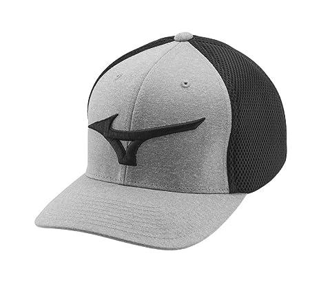 Amazon.com   Mizuno Fitted Meshback Golf Hat d72c63234e2