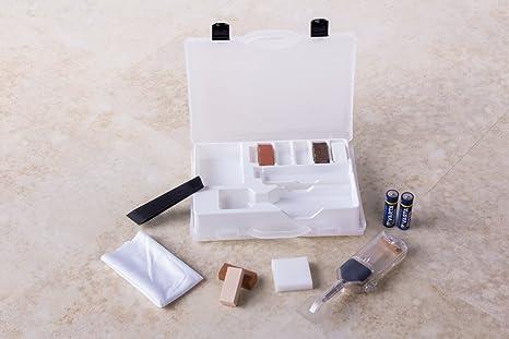 Kit di riparazione piastrelle marrone toni piastrelle mattonelle di