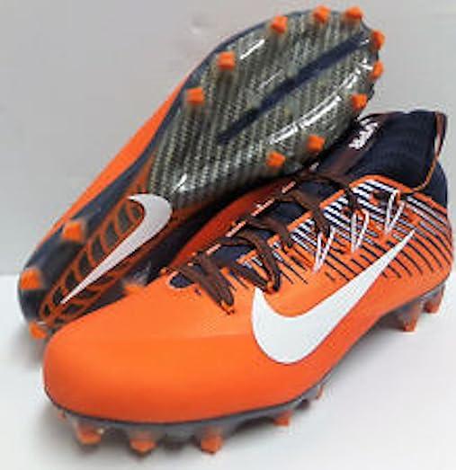 Nike Vapor Untouchable 2 Football Cleats (Size 13) Orange Blue White 835646  406 (