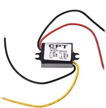 Dc-Dc Converter Module Dc-Dc Buck Step Down Converter Reguladores Ajustables De 6.5V-60V A 1.25-30V 10A