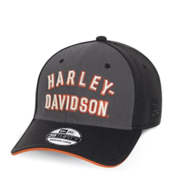 De Harley Davidson Font 39THIRTY Gorra de béisbol 99400 - 15 VM ...