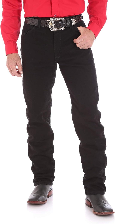 Wrangler Men's 13MWZ Cowboy Cut Original Fit Jean at  Men's Clothing store