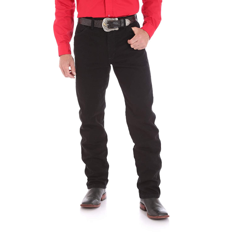 4e612f39 Wrangler Men's 13MWZ Cowboy Cut Original Fit Jean at Amazon Men's ...
