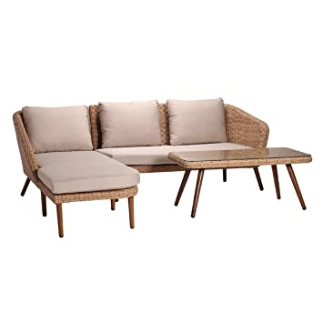 Amazon.de: OUTLIV. Exklusive Gartenmöbel Kenia Loungemöbel ...