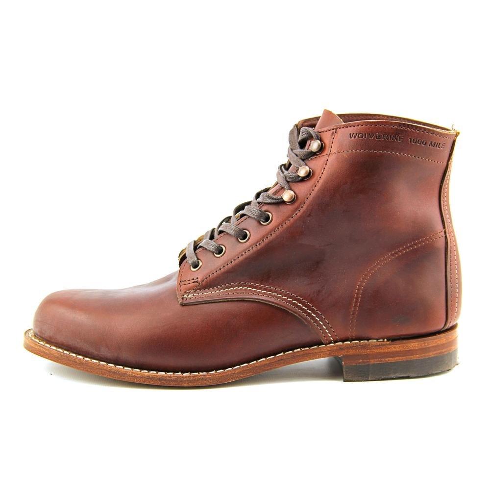 Wolverine 1000 Mile Men's Wolverine 1000 Mile Boots B005DBA63C 9 D(M) US|Rust
