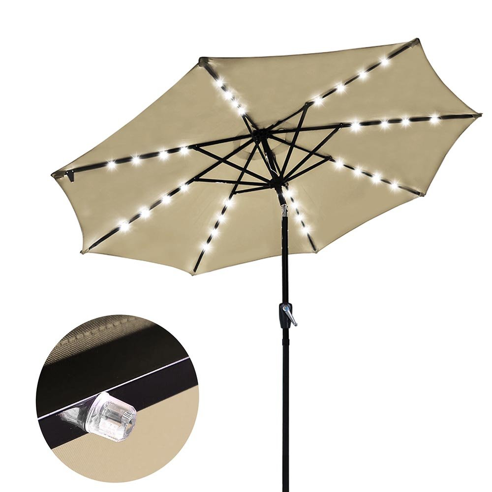 Yescom Solar Umbrella