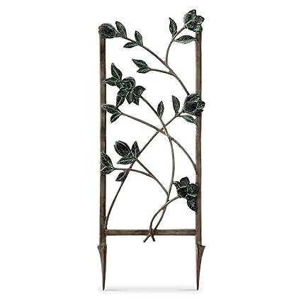 103d7df83b635 Amazon.com : Viridian Bay Magnolias Trellis Short : Garden & Outdoor