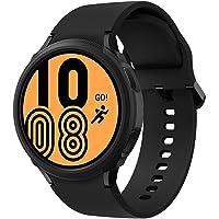 Spigen Compatible for Samsung Galaxy Watch 4 Case Liquid Air - Matte Black