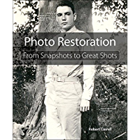 Photo Restoration: From Snapshots to Great Shots book cover