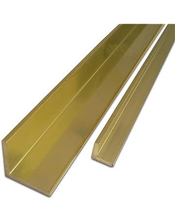 Messing Rundstange Ms58 /Ø 5mm Messingstange auf Zuschnitt 40cm L: 400mm