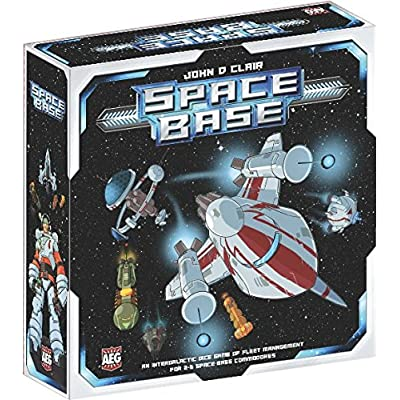 Space Base: Toys & Games