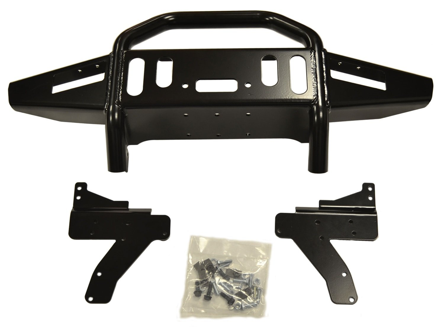 WARN 68573 ATV Combination Winch Mounting System and Bumper
