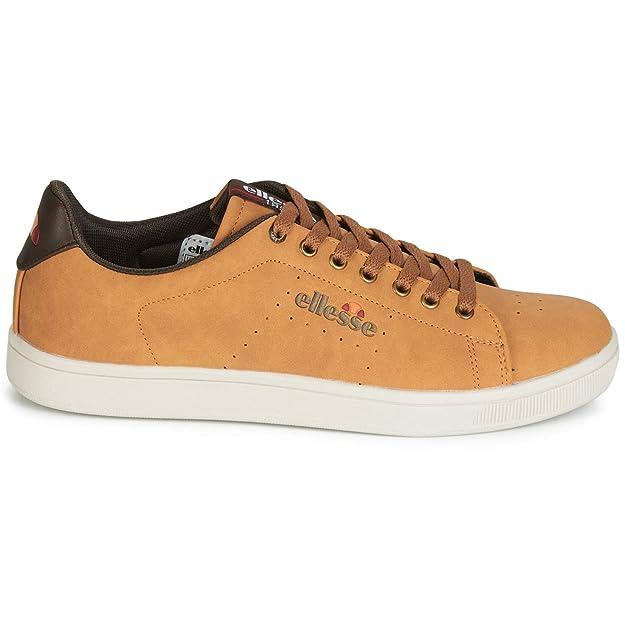 Ellesse - Zapatillas de Deporte Bajas, Modelo «Karl», EL914446 04, Color Miel: Amazon.es: Zapatos y complementos