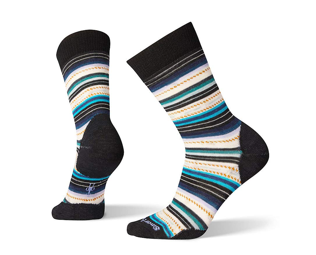 Smartwool Women's Margarita Crew Socks - Merino Wool Performance Socks by Smartwool
