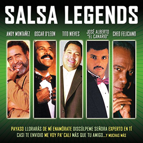 Salsa Legends by Universal Latino