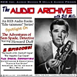 A Sam Spade Audio Double-Feature Starring Howard Duff, Volume 1 | Dashiell Hammett
