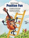 Position Fun: Eine Einführung in das Lagenspiel. 2 Violoncelli. Spielpartitur. (Celloschule)