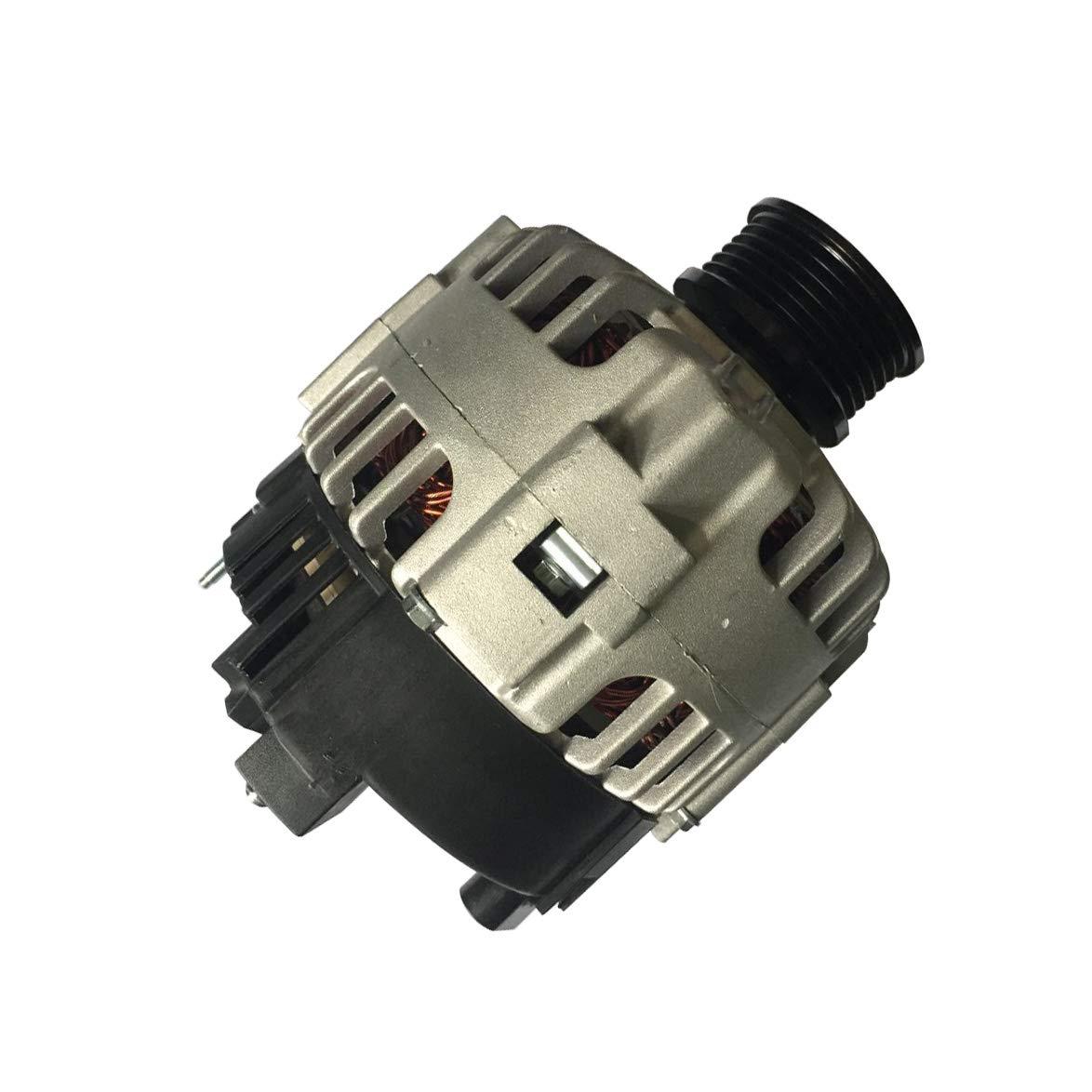 Alternador 12 V 90 Amp para Berlingo C5 206 CC SW LRA01930 0986049410 A5TA6391A: Amazon.es: Coche y moto