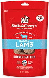 Stella & Chewy Freeze Dried Lamb 16oz bag