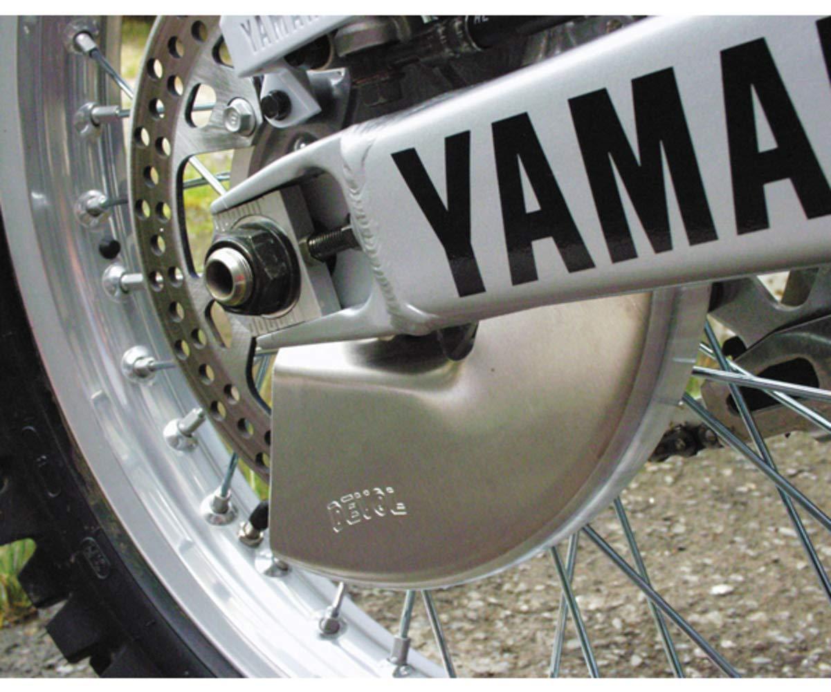 Rear Brake Pads for 2002-2008 Honda VTX 1800 R Non-Metallic Organic NAO Brake Pads Set KMG Front
