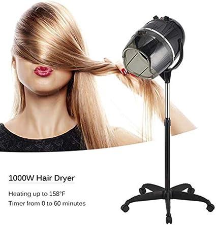 Atdryer 1000w Stand Up Casque Seche Cheveux Coiffeur Casques