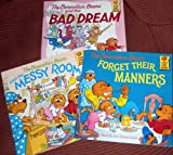 img - for SET OF 2 BERENSTAIN BEARS BOOKS; The Messy Room & Forget Their Manners (The Barenstain Bears) book / textbook / text book