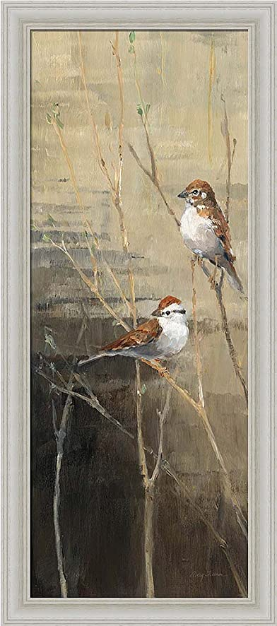Amazon sparrows at dusk ii avery tillmon neutral branches art sparrows at dusk ii avery tillmon neutral branches art print framed picture wall dcor artwork thecheapjerseys Gallery