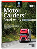 #1: Rand McNally 2019 Deluxe Motor Carriers' Road Atlas (Rand McNally Motor Carriers' Road Atlas)