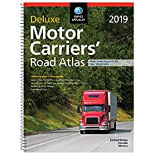 2019 Deluxe Motor Carriers' Road Atlas: Dmcr