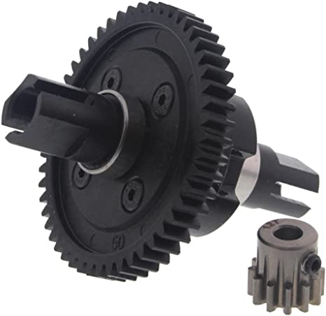 Thunder Tiger 1 8 Mt4 G3 Center Differential Spur Gear Pinion
