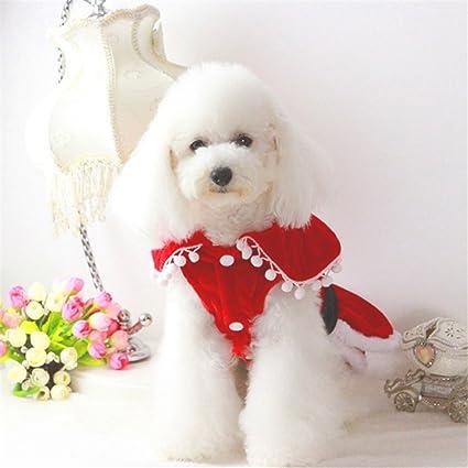 delifur dog christmas dress mrs claus dog dress santas sweetie dog costume santa coat by