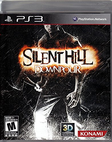 Silent Hill: Downpour (Scary Ps3 Games)