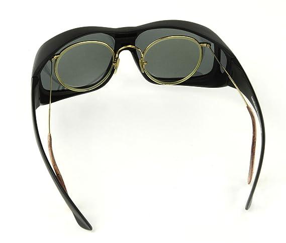 Amazon.com: LensCovers - Gafas de sol polarizadas para ...