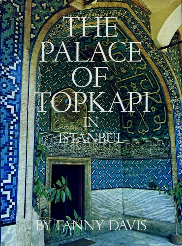 Topkapi Palace - The Palace of Topkapi in Istanbul,