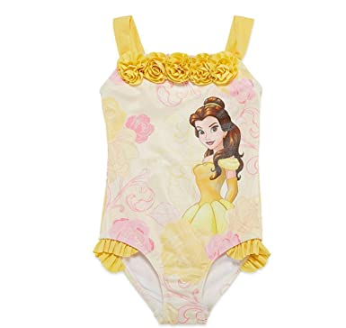 d2b89eadcfe Amazon.com: Disney Princess Belle Beauty and The Beast One Piece ...