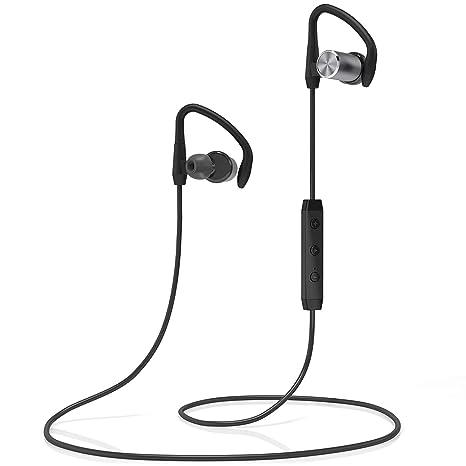 Auriculares de tapón Bluetooth Inalámbricos Symphonized GTS con aislamiento de ruido | Auriculares Magnéticos| Auriculares
