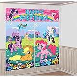 My Little Pony Scene Setter Room Decoration