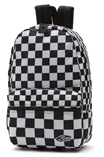 d00330be8af Amazon.com | Vans Calico Small Black Checkered Backpack | Casual ...