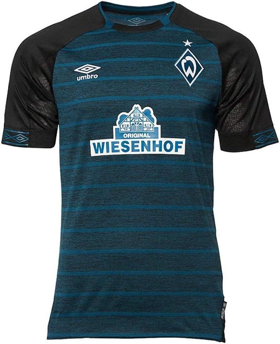 Umbro Men's International Soccer 18/19 Replica Jerseys, SV Werder Bremen