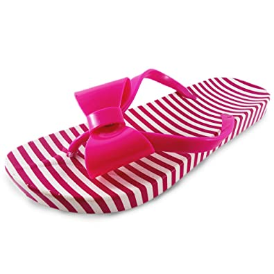 Zomaark Trending Ladies Flip-Flops and House Slippers Pink (40) Flip-Flops & House Slippers at amazon