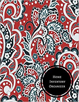 Home Inventory Organizer: Journals For All: 9781521351239
