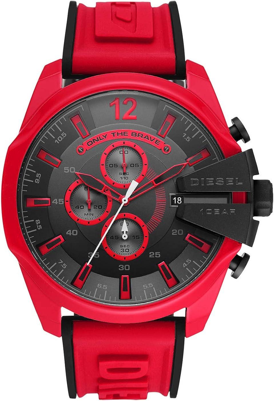 Reloj Diesel DZ4526 cuarzo analógico Acero 316 L Hombre