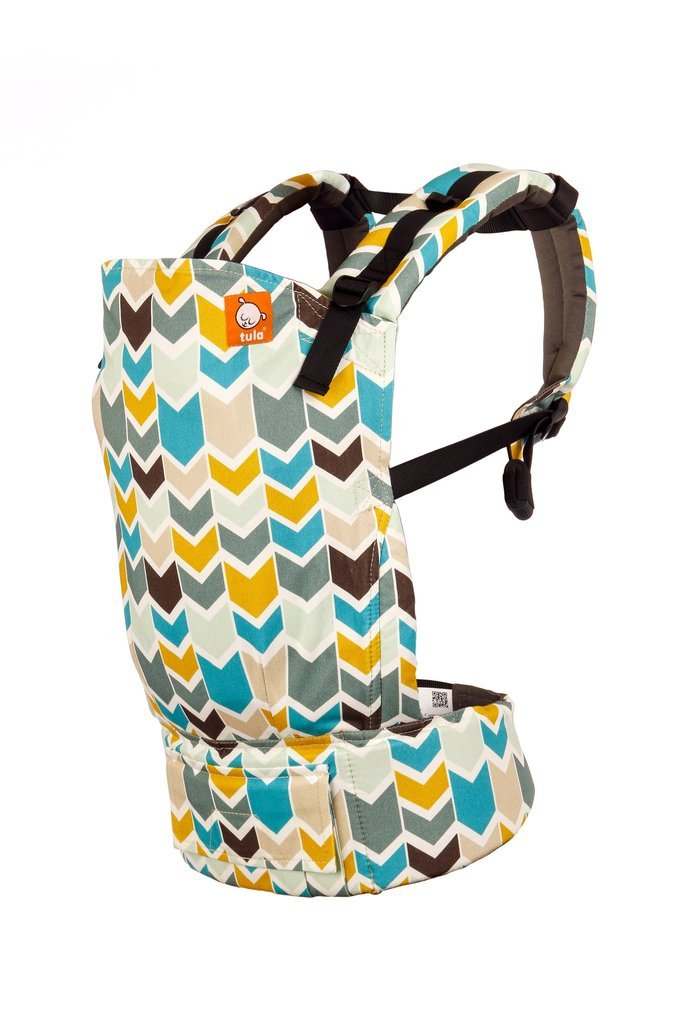 Tula Ergonomic Carrier, Agate-Standard Size(Baby), 15-45 pounds