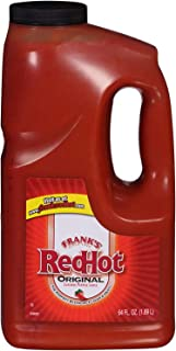 product image for Frank's RedHot Original Hot Sauce, 64 oz (Pack of 3)