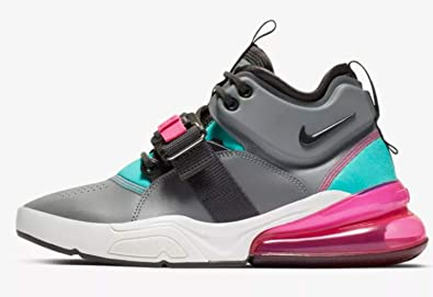 53d53945de7d3 Nike Air Force 270 (gs) Big Kids Aj8208-005 Size 3.5
